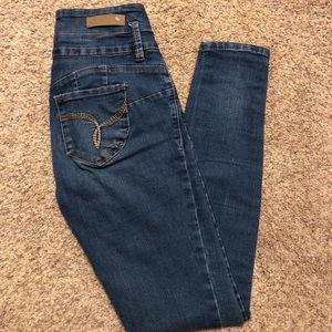 Fashion Nova booty lifting jeans